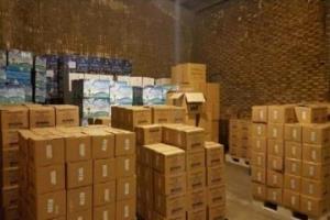 کشف انبار لوازم و تجهیزات پزشکی به ارزش ۱۰ میلیارد ریال در تبریز