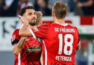 بوخوم و اشتوتگارت امتیازات را تقسیم کردند/ پیروزی فرایبورگ مقابل آگزبورگ