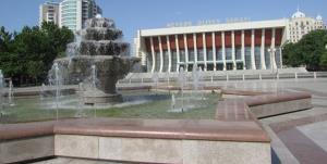تکذیب آتش سوزی در «کاخ حیدر علیاف» در جمهوری آذربایجان