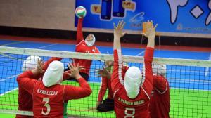 حضور ورزشکار چهارمحالی در نخستین اردوی آمادگی تیم ملی والیبال نشسته بانوان