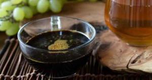 خواص شیره انگور با حرارت از بین می رود؟