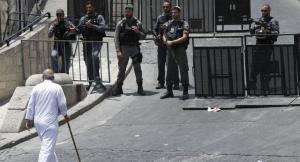 ماموریت پلیس اسرائیل در خاک امارات