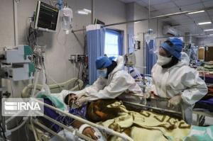 تعداد مبتلایان و بستریهای کرونا در قزوین همچنان رو به کاهش است