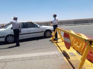 ممانعت از حرکت خودروهای غیربومی به سمت مرزهای غربی کشور