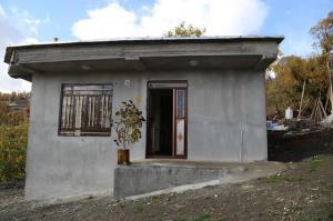 ۶۷ واحد منزل مسکونی به مددجویان کردستانی تحویل شد