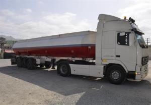 پایش تصویری کامیونهای حامل سوخت قاچاق در استان هرمزگان