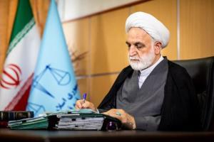 پیام تسلیت رئیس قوه قضاییه برای درگذشت آیتالله حسنزاده آملی