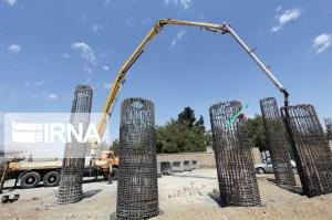 عملیات ساخت بیمارستان تامین اجتماعی مهاباد از سرگرفته شد