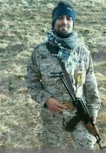 پیکر شهید مدافع حرم قمی بعد از ۵ سال شناسایی شد