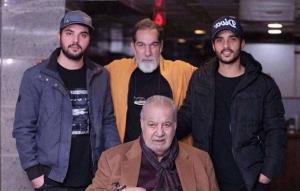 چهره ها/ سعید سهیلی: سیامک اطلسی زنده است