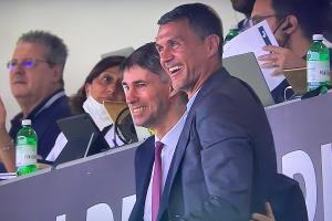 واکنش پائولو مالدینی به اولین گل پسرش در میلان