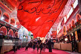 درب امامزادگان اصفهان بر روی زائران باز است