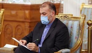وزیر امور خارجه درگذشت آیت الله حسنزاده آملی را تسلیت گفت