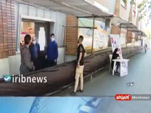 ورودی های بدون صف، وصف امروز مراکز واکسیناسیون کرونا