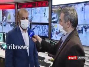 وزیر راه: از زائران تست کرونا «به صورت چشمی» انجام میشود