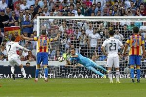 آخرین باری که وقتی تیم رونالدو در حال باختن بود او پنالتی خراب کرد!