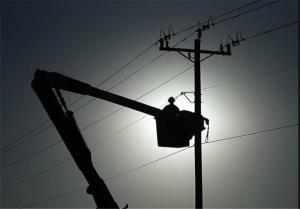 قطع چند ساعته برق در محور کرج ـ چالوس