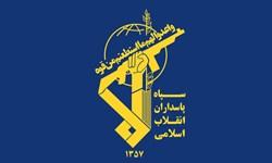حادثه آتش سوزی در یکی از مراکز تحقیقات خودکفایی سپاه در غرب تهران