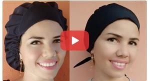 آموزش دوخت کلاه پارچه ای زنانه