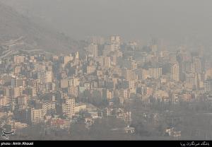 کیفیت هوای اراک و شازند همچنان آلوده