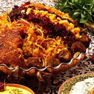 طبخ «مانی پلو» غذای سنتی و محلی دامغانی ها