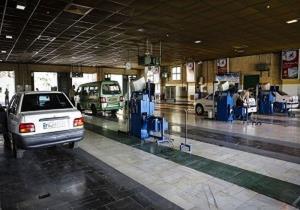 مراکز معاینه فنی تهران در روز اربعین تعطیل است