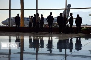 ۹۲۶۹ زائر از طریق فرودگاه مشهد به عراق اعزام شدند