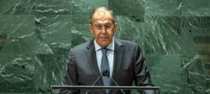 لاوروف: جهان امروز به وحدت نیاز دارد تا شکاف جدید