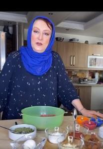 آموزش پخت کوفته توسط مریم امیرجلالی