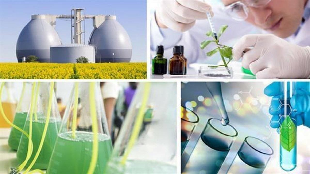 استفاده از باکتریها برای تولید فراوردههای زیستی