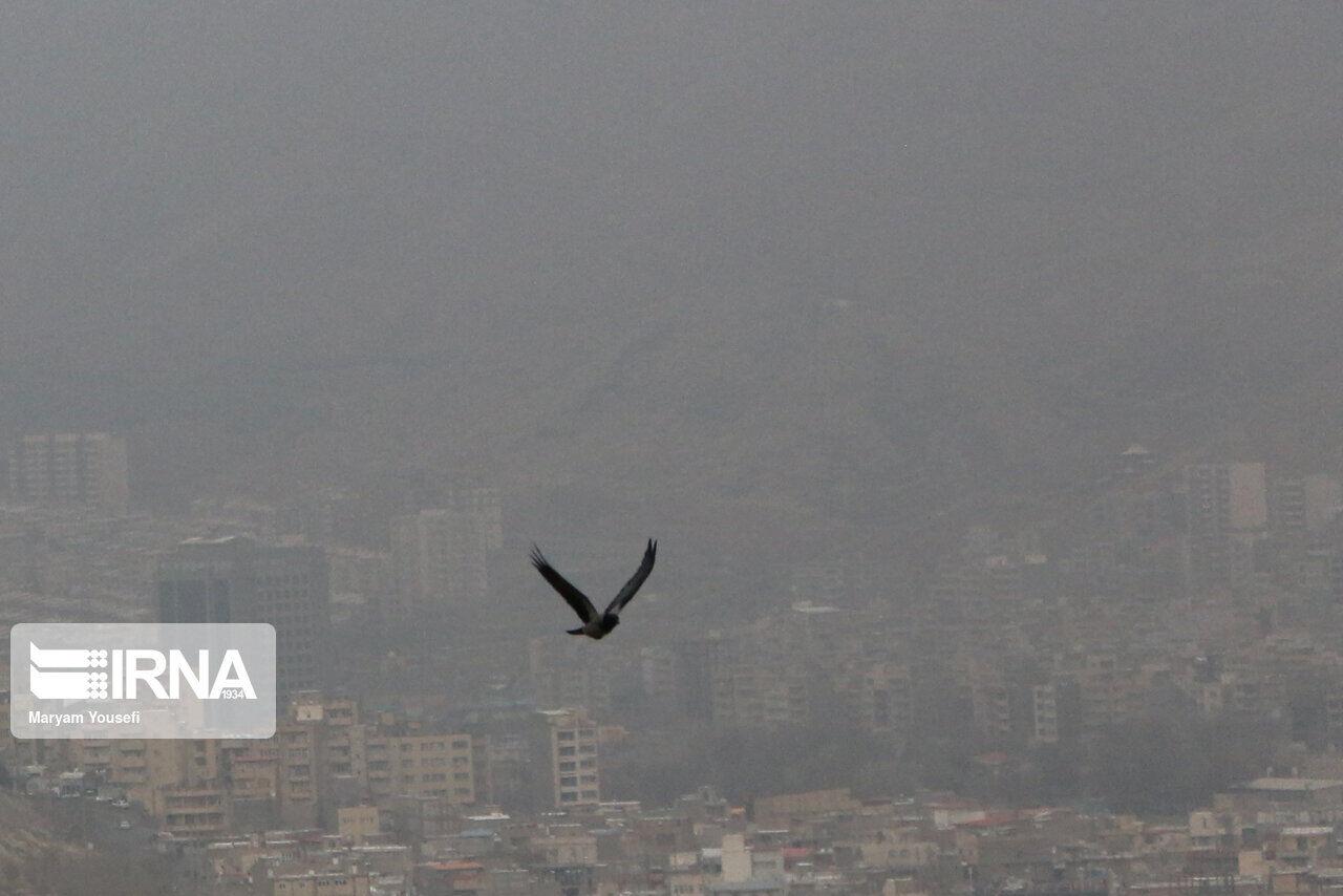 کیفیت هوای تهران وارد شرایط بسیار ناسالم شد