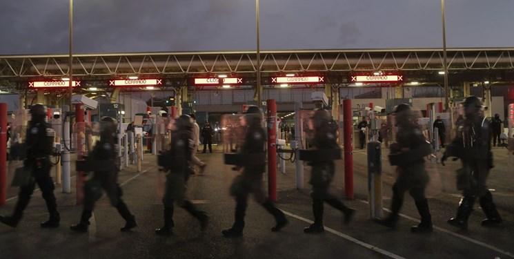 دستگیری 14 نظامی مکزیکی از سوی گشت مرزی آمریکا