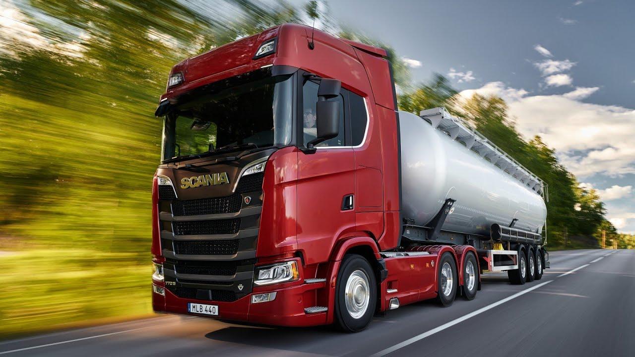 پادشاه جاده بازگشته است! معرفی کامیون کمنظیر «اسکانیا»