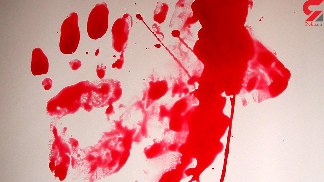 جسد زن روانسری در آتش سوخت