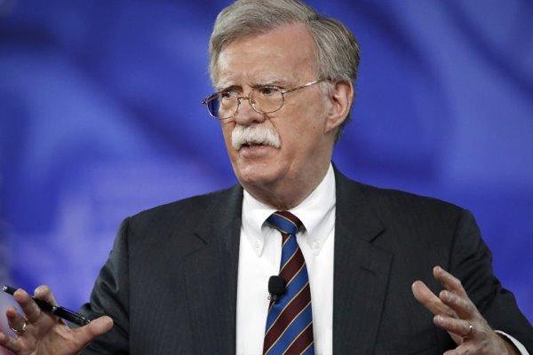 بولتون: طالبان ممکن است از پاکستان سلاح هسته ای به دست آورد!