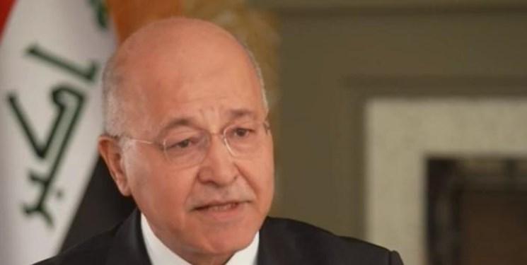 برهم صالح: بیش از هر زمان دیگری به رفع اختلافها در منطقه خوشبین هستیم