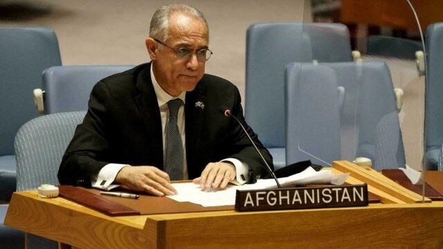 سخنرانی نماینده افغانستان در مجمع عمومی سازمان ملل لغو شد