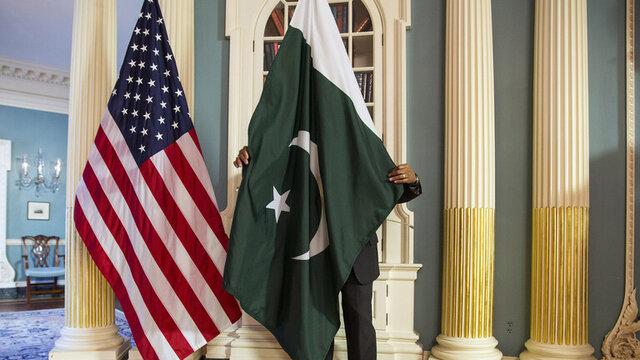 رویارویی پاکستان و آمریکا بر سر افغانستان