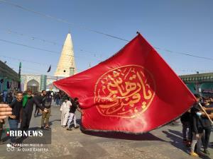 عکس/ سوگواری جاماندگان اربعین در خوزستان