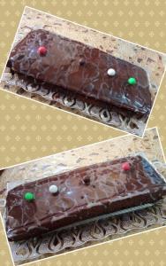 از شما/کیک شکلاتی دوست خوب بچه ها