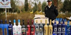 انهدام باند بزرگ قاچاقچیان مشروبات الکلی در پاوه