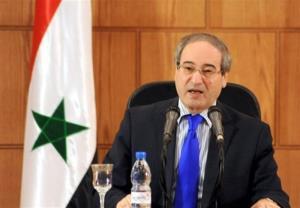 وزیر خارجه سوریه: اعراب باید رفتار خوب ایران را جبران کنند