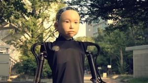 رباتی جدید برای انسانهای تنها!