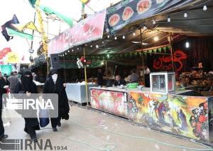 توزیع ۱۰۰ هزار پرس غذای گرم بین زائران در مرز شلمچه