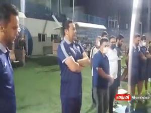 تسلیت امیر قلعهنویی به گلر سابق تیم ملی
