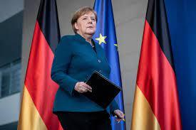 پایان آلمان آنگلا