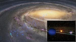 """""""سیارات سرد"""" در سراسر راهشیری وجود دارند"""