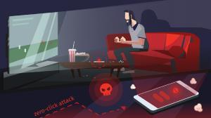 حمله سایبری جدید صفر کلیک در آیفون ها