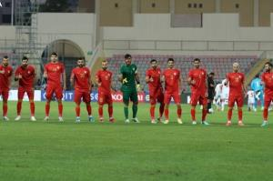 دیدار دوستانه حریف تیم ملی فوتبال ایران مقابل چین