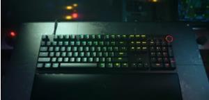 صفحه کلید جدید و نوری ریزر ویژه گیمرها